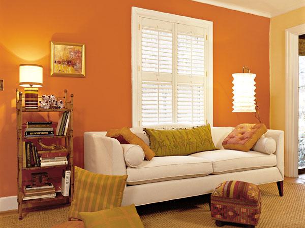 Consigli per la casa e l 39 arredamento imbiancare for Parete sala