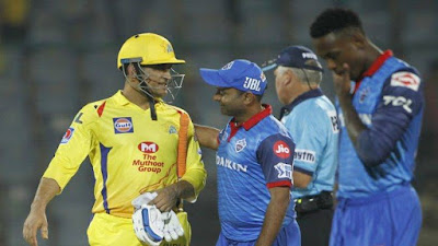 Who will win CSK vs DC