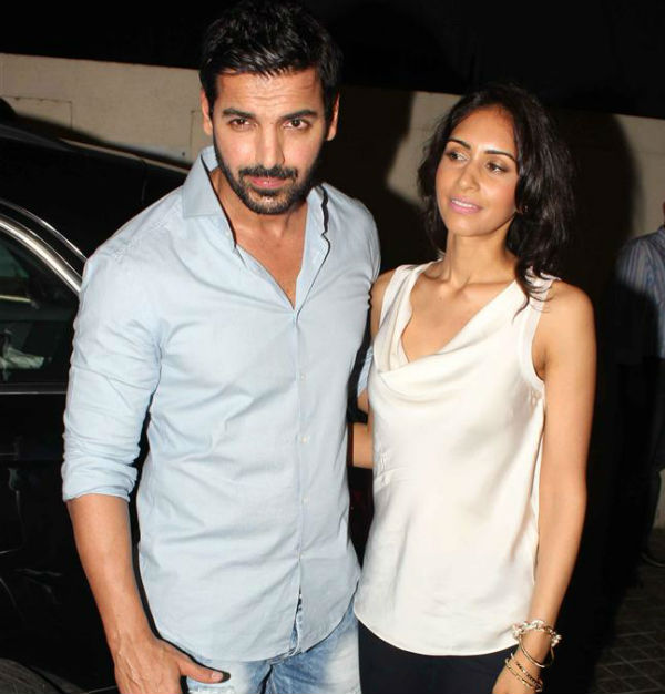 Want a body like John Abraham? Here are his Tips