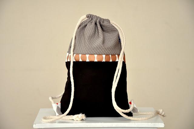 Kolejny worek plecak