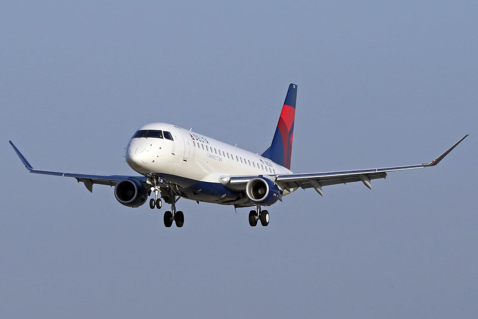 Aero Pacific Flightlines: Delta Connection (SkyWest Airlines