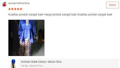 Testi Batik