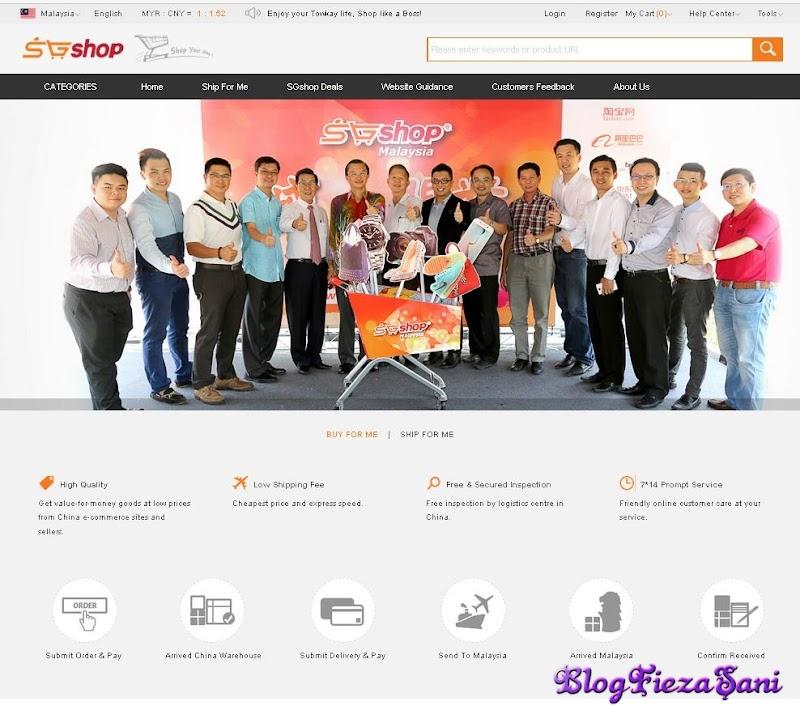 Shopping Online Barang Dari China Dengan Harga Yang Murah