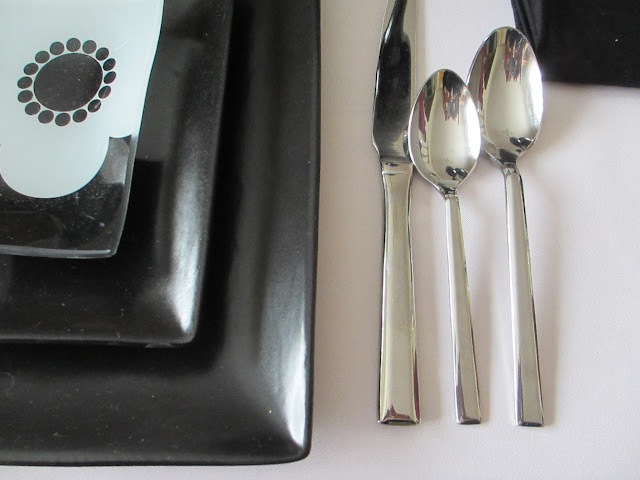 The Welcomed Guest Ultra Modern Black And White Table