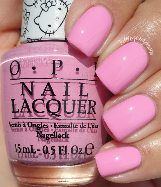OPI Look at My Bow!