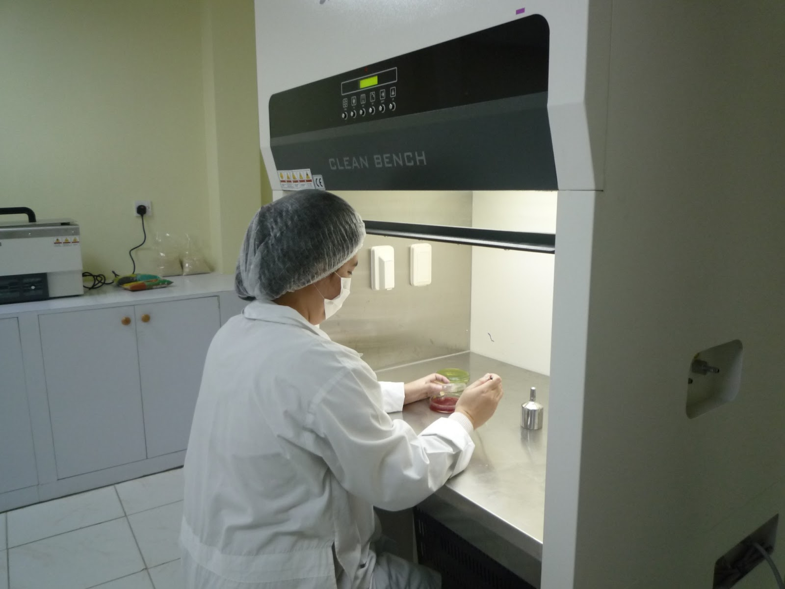GHP Food Testing and Calibration Lab in UAE: GHP Food