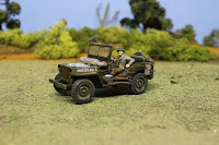 Tamiya Jeep willys 1/48.