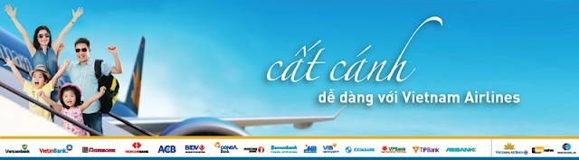 Vietnam Airlines ưu đãi vé máy bay tháng 5, 6/2015