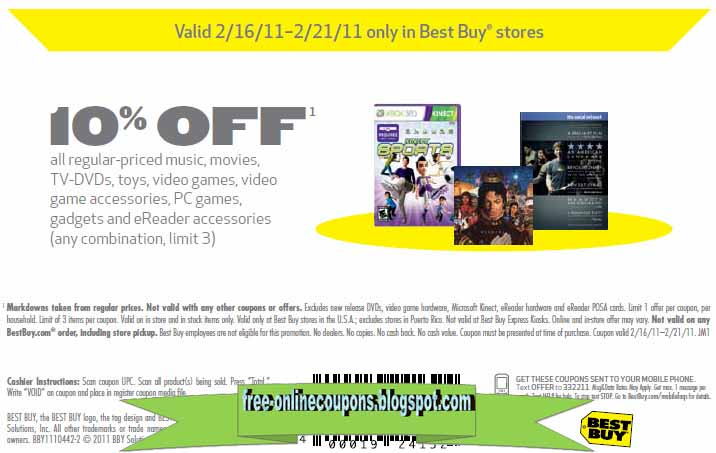 Best buy student discount coupon codes