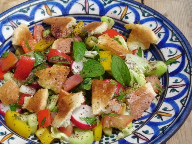 fattusch salat rezept