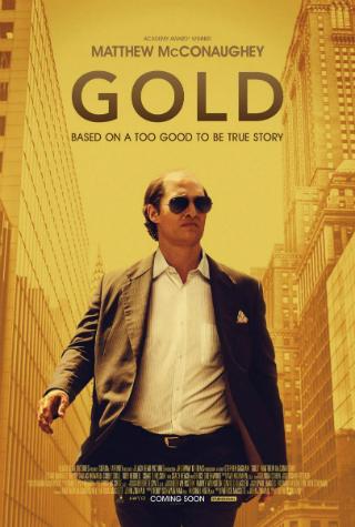 Gold [2016] [DVDR] [NTSC] [Latino]