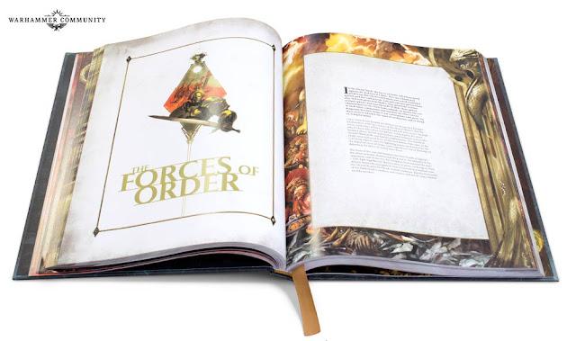 Libro Principal Age of Sigmar