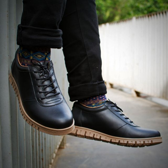 Model Sepatu Kulit Zapato kekinian pria