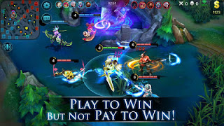 Mobile Legends: eSprts MOBA v1.1.18.102.2 APK Terbaru