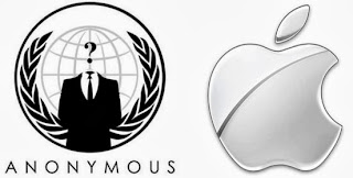 anonymous apple