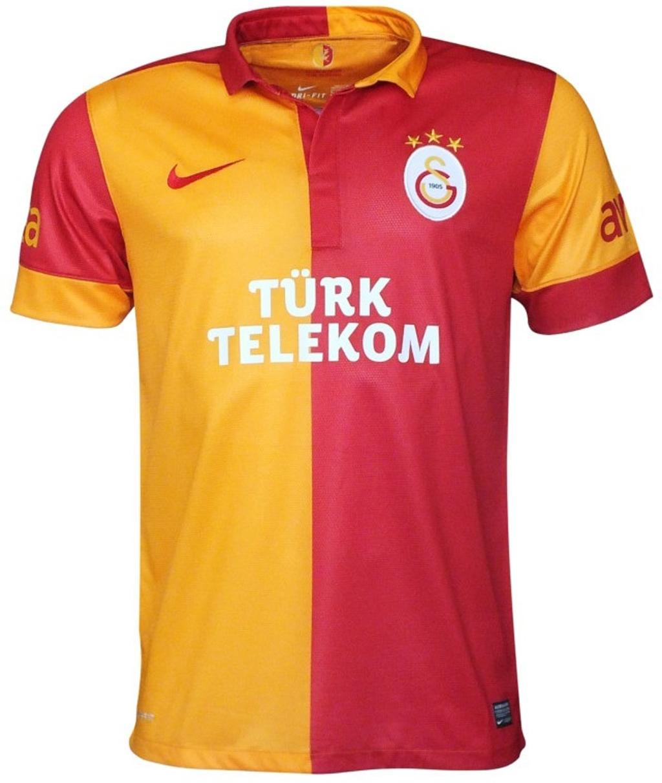 d585567087 Galatasaray divulga seus uniformes para a temporada - Show de Camisas