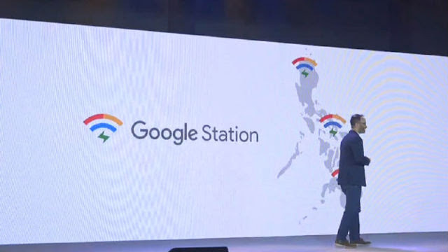 Google Station Free Internet/Definitely Filipino