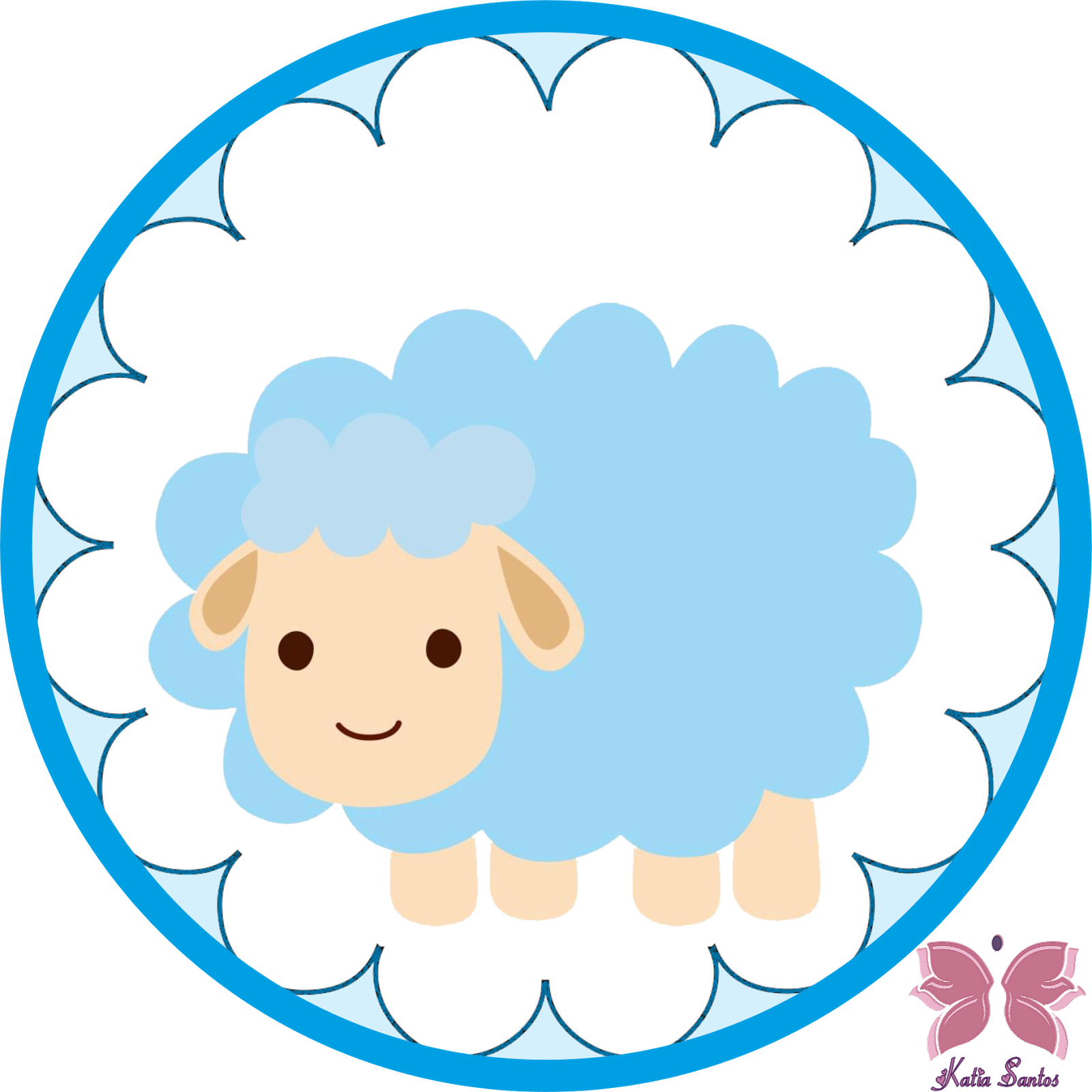 Lamb Baby Shower Decoration Ideas