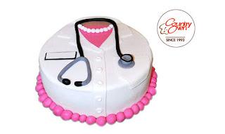 Lady Doctor Cake - 2 Kg