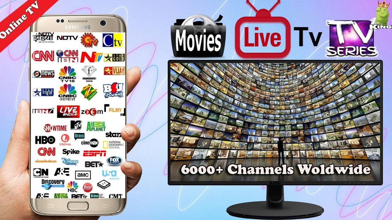 live tv streaming app india