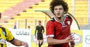الدوري المصري محمد أشرف يقرر الرحيل عن دجلة حال تجديد عقد