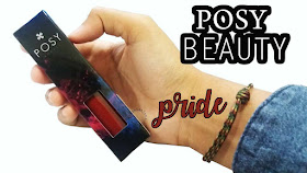 POSY BEAUTY LIP CREAM MATTE SHADE PRIDE