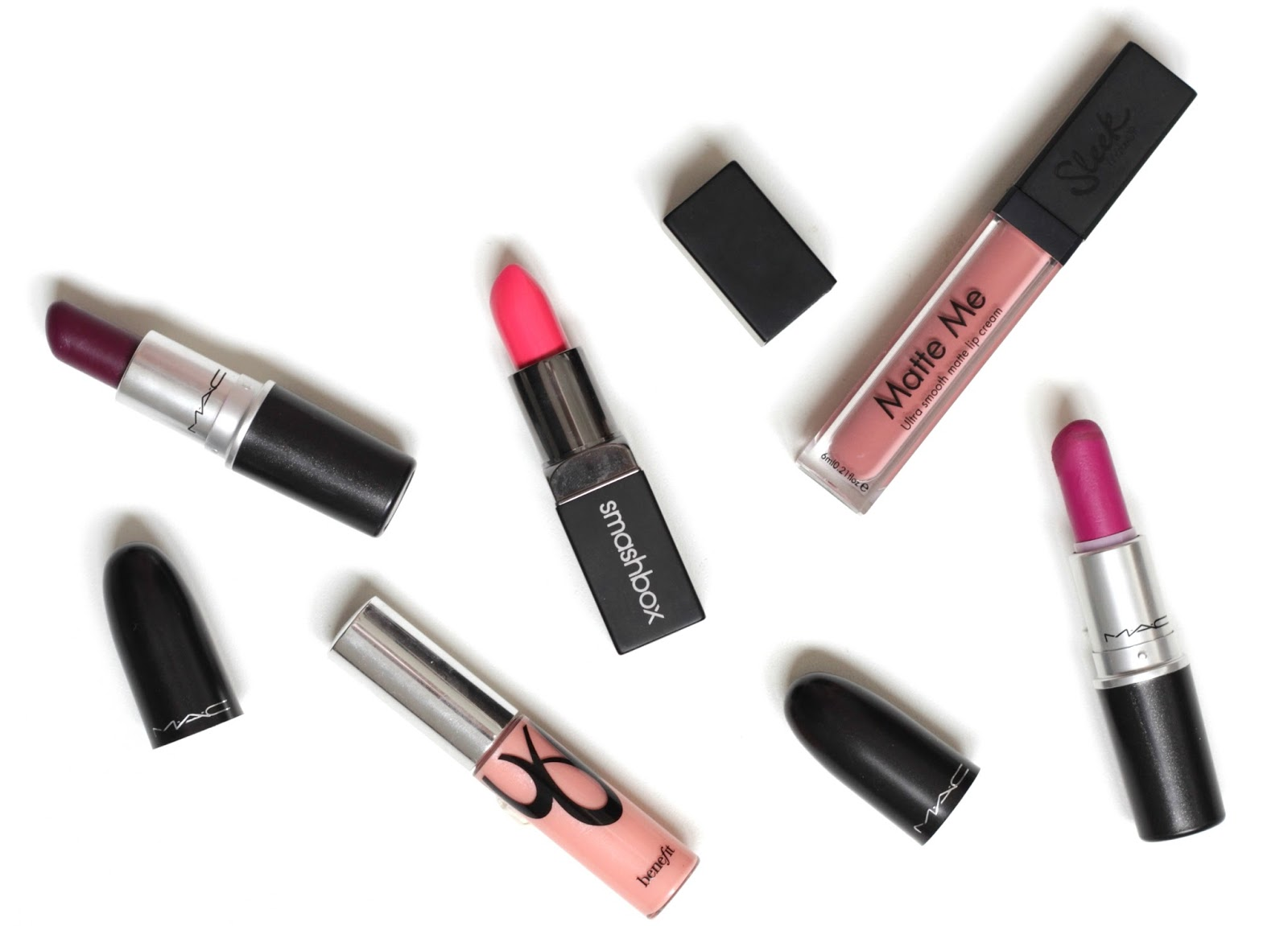 TOP 5 PINK LIPSTICKS FOR SUMMER AND SPRING, THE BEST PINK LIPSTICKS, BEST HIGH END LIPSTICKS