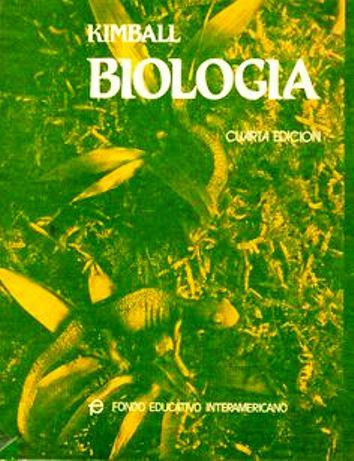 Biología, 4ta Edición – John W. Kimball