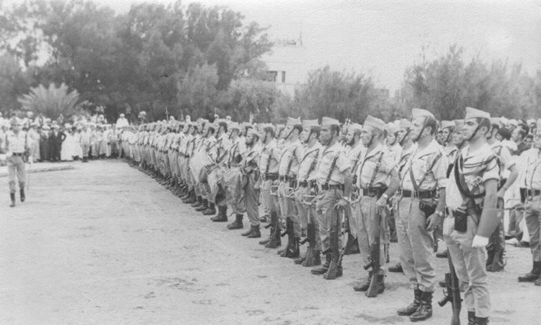 El Rincón Sapiente: Historial XIII Bandera de La Legión