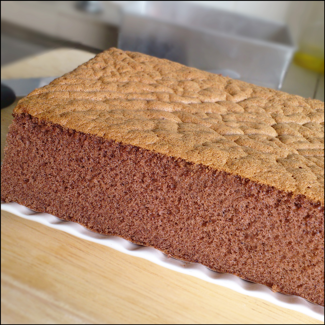 Best Mocha Chiffon Cake Recipe