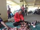 600 Tenaga Kontrak di Lingkungan Pemkab Sekadau Dapat Daging Sapi Qurban