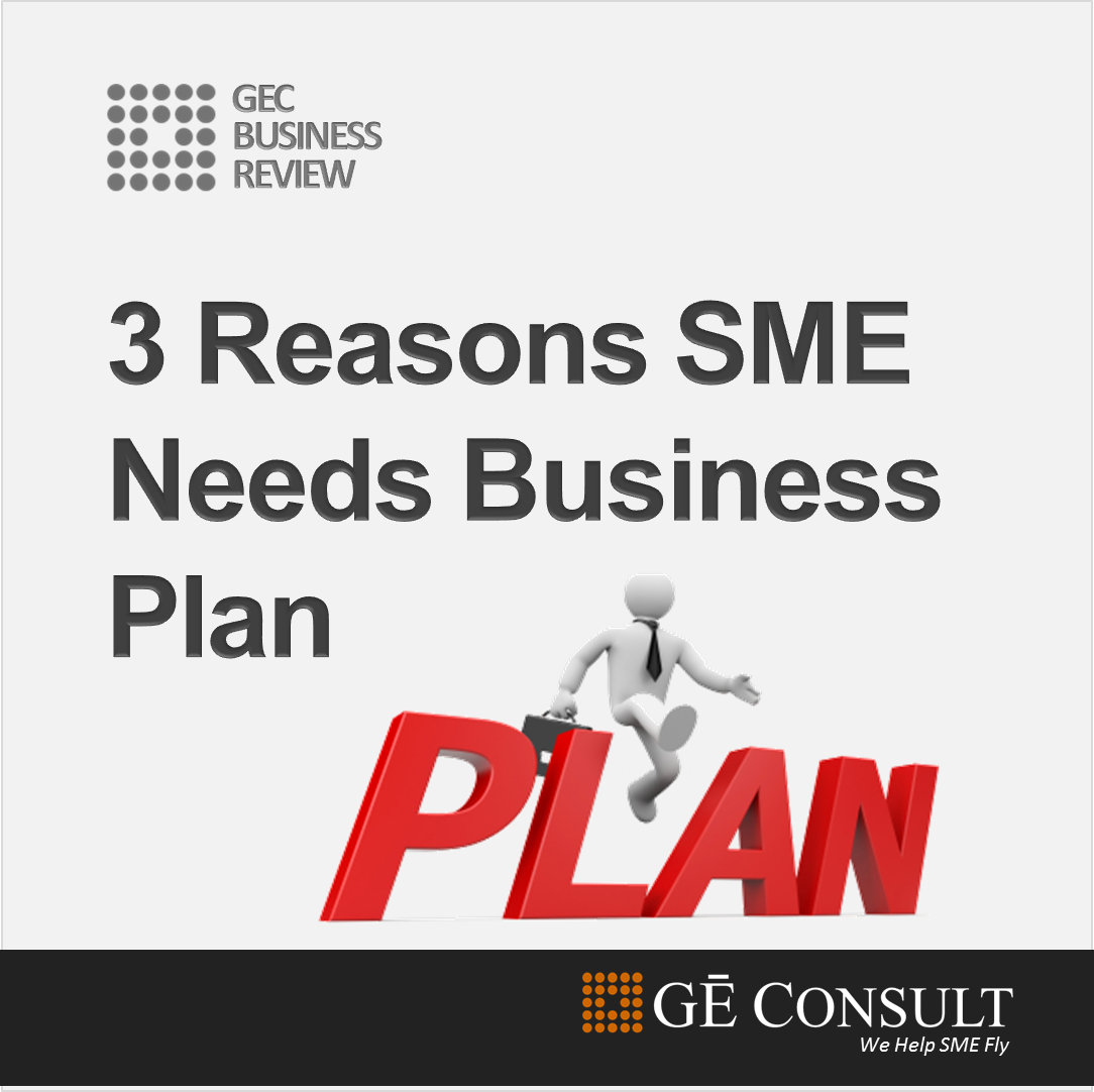 reasons to have a business plan