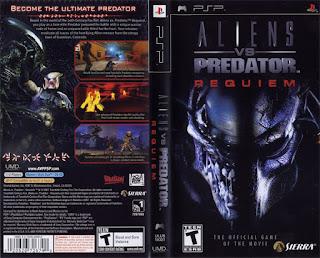 Cheat Aliens vs. Predator: Requiem PSP