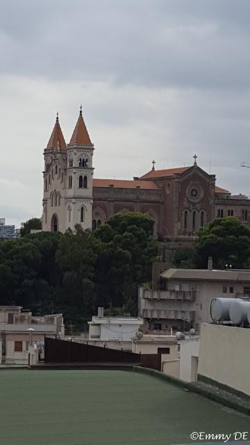 Santuario della Madonna di Montalto in Messina ~ Sicily ~ Italy by ©Emmy DE