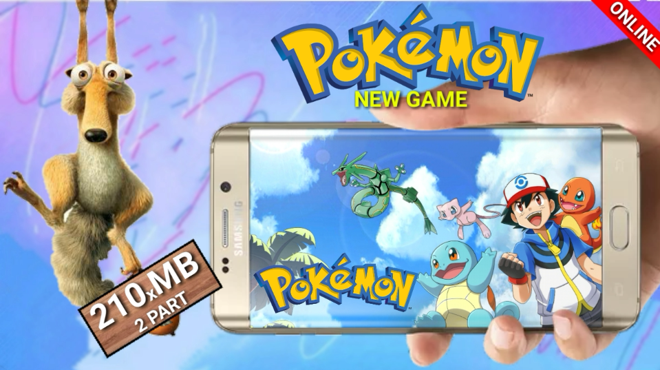 POKEMON ACADEMY V6 0 0 (Unreleased) APK DOWNLOAD FOR ANDROID - RS GAMING