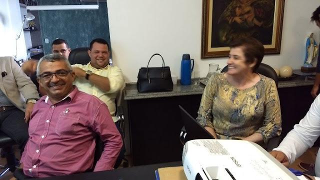 Prefeitura de Piranhas participa de reunião do CRERSSAL