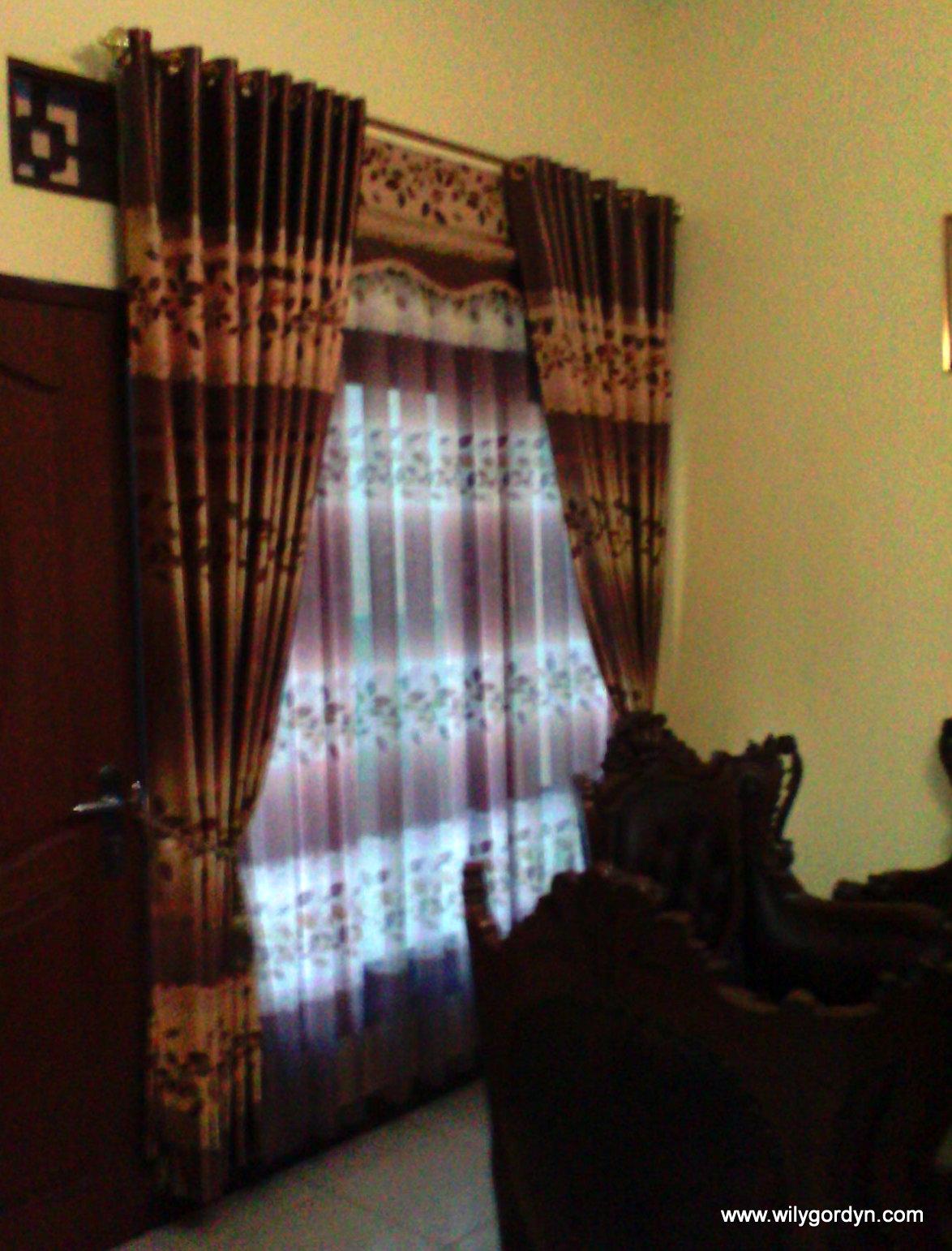 Baru 26 Warna Gorden Untuk Dinding Krem Warna gorden untuk dinding krem