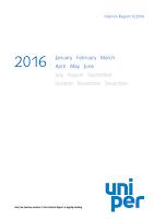 Uniper, Q2, 2016, front page