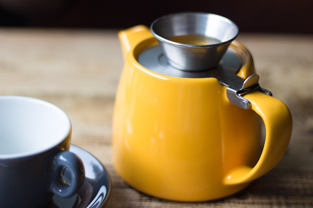 chai latte, Eatery Hopping: Leo's Beanery, Edinburgh, www.imogenmolly.co.uk
