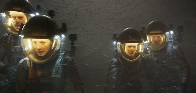 Echipajul misiunii Ares 3