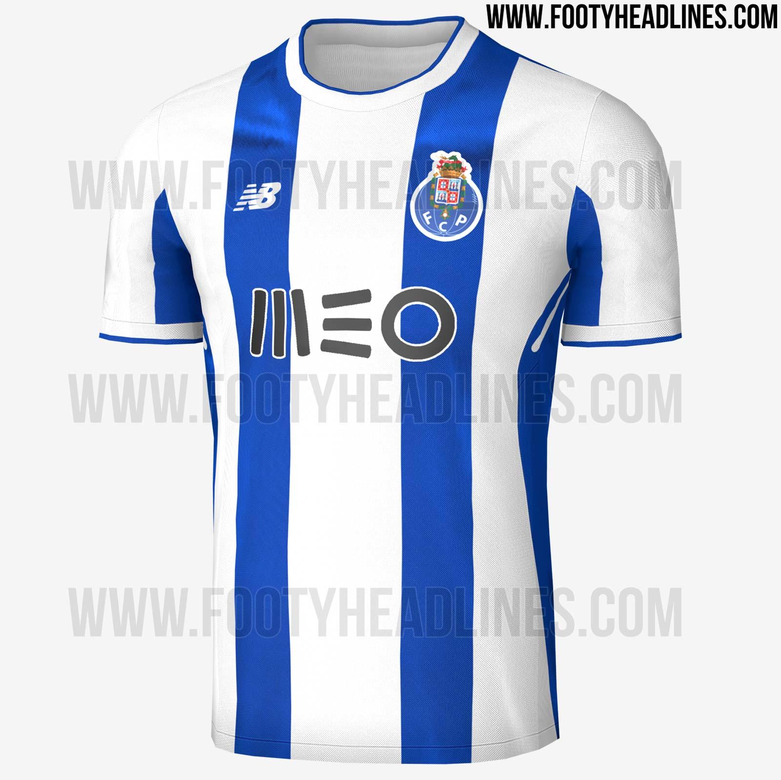 Maillot Extérieur FC Porto 2017