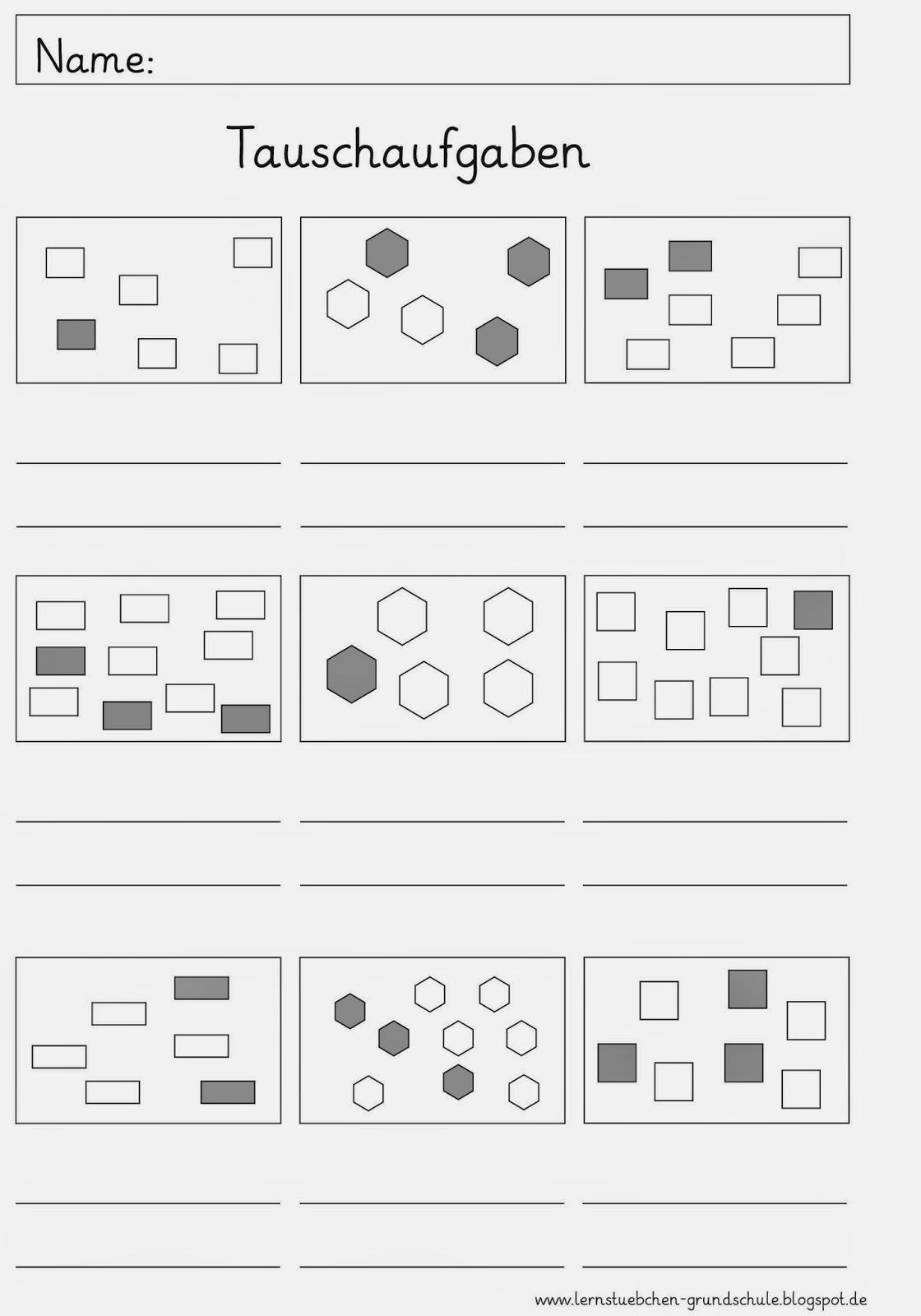 lernst bchen tauschaufgaben im zr 10. Black Bedroom Furniture Sets. Home Design Ideas