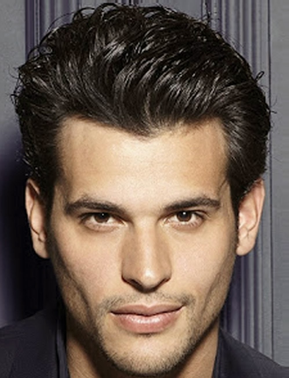 Stupendous Retro And Classic Hairstyles For Men Afro Haircuts Hairstyles For Men Maxibearus