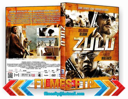 Zulu 2016 Dublado DVD-R AUTORADO / AVI