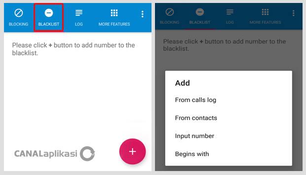Aplikasi Blokir Panggilan Telepon