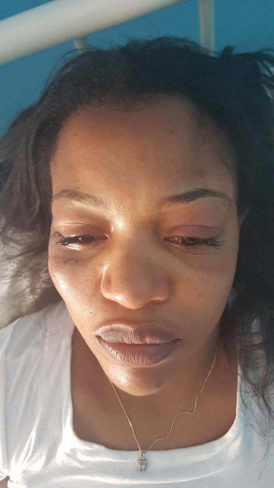 zambian millionaire s son arrested for beating wife to coma in
