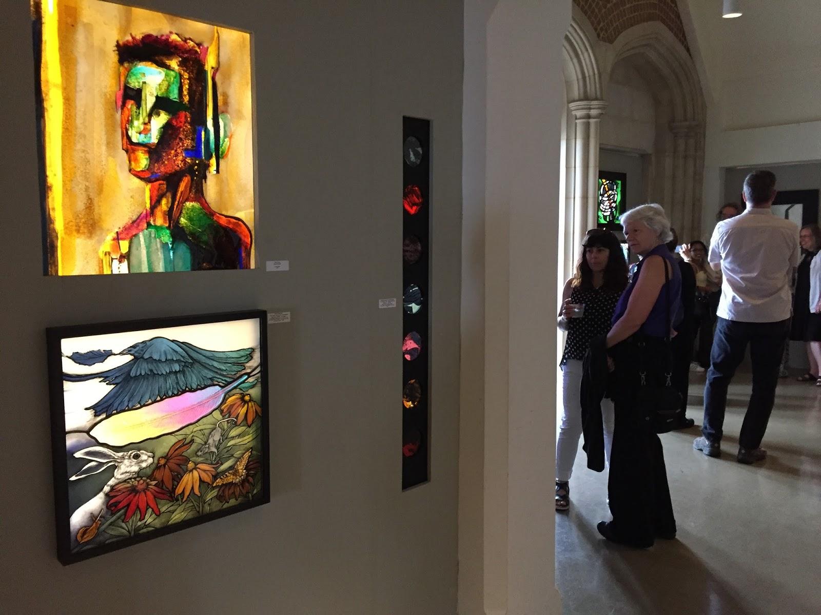 april m. rimpo: american glass now: 2017 at the washington