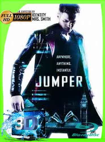 Jumper(2008) Latino Full 3D SBS 1080P [GoogleDrive] dizonHD