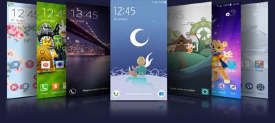 Cara Instal dan Memasang Tema Uji Coba Samsung Menjadi Permanen Tanpa Aplikasi dan akses root
