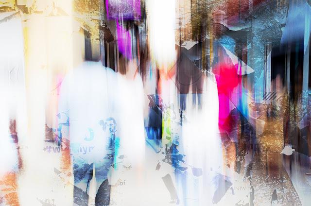 photographie abstraite et contemporaine